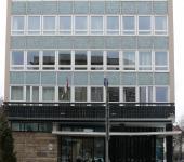 Homlokzat, Közigazgatási és Munkaügyi Bíróság