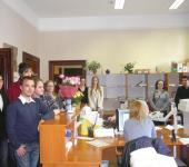 A Győri Törvényszék kezelőirodája